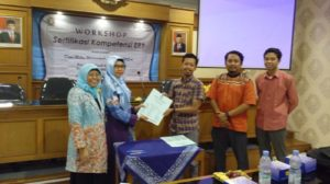 Workshop Sertifikasi Enterprise Resource Planning (ERP)