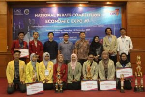 ECONOMIC EXPO #7 National Debate Competition 2019