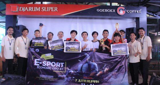 ECONOMIC EXPO #7 E-Sport