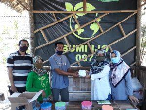 Peningkatan Nilai Ekonomi Pekarangan Bagi Warga Dusun Ngunan-unan Desa Srigading, Kecamatan Sanden Kabupaten Bantul