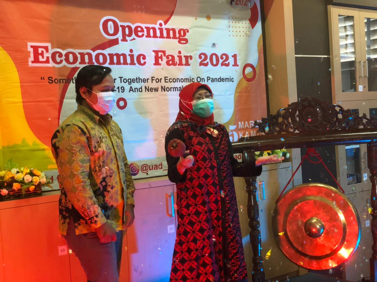 OPENING CEREMONY ECONOMIC FAIR 2021